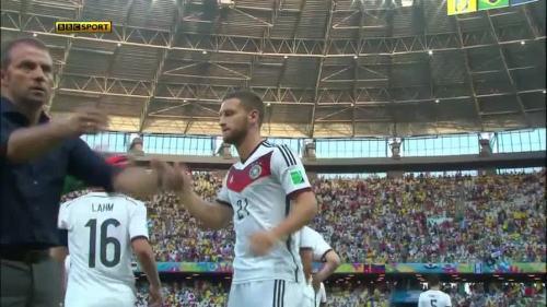 Hansi Flick – Germany v Ghana 3