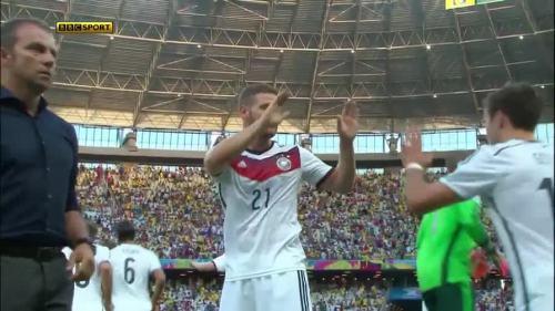 Hansi Flick – Germany v Ghana 4