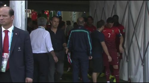 Hansi Flick – Germany v Portugal 1