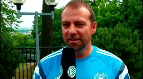 Hansi Flick - interview 2