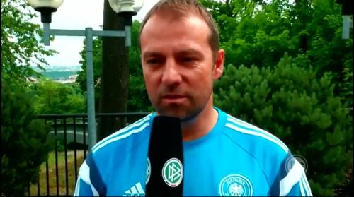Hansi Flick - interview 4