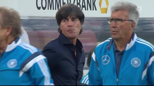 Joachim Löw - Deutschland v USA 1st half 24