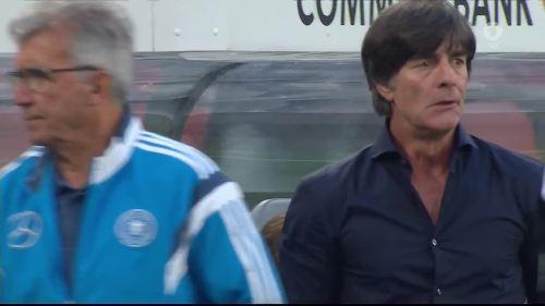 Joachim Löw - Deutschland v USA 1st half 25