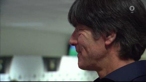 Joachim Löw - Deutschland v USA 1st half 3
