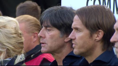 Joachim Löw - Deutschland v USA 1st half 5