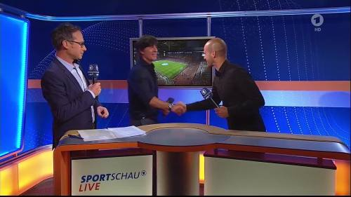 Joachim Löw - Deutschland v USA - post match interview 1