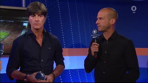 Joachim Löw - Deutschland v USA - post match interview 11
