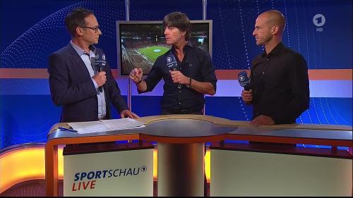 Joachim Löw - Deutschland v USA - post match interview 12