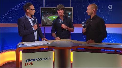 Joachim Löw - Deutschland v USA - post match interview 13