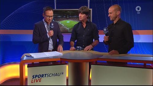 Joachim Löw - Deutschland v USA - post match interview 14