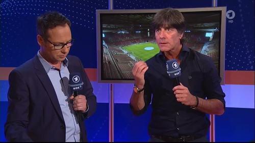 Joachim Löw - Deutschland v USA - post match interview 17