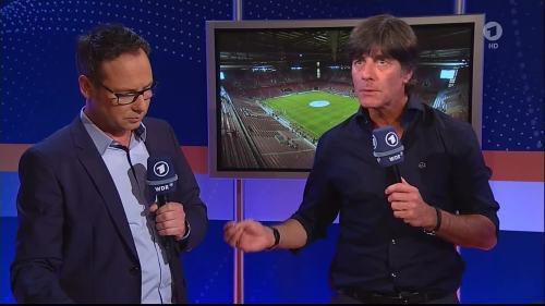 Joachim Löw - Deutschland v USA - post match interview 18