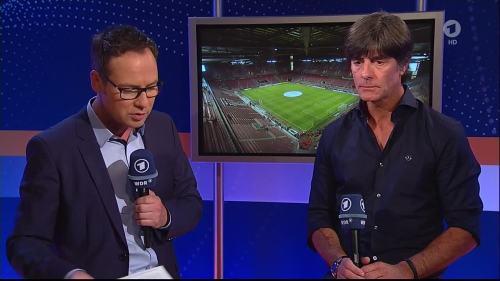 Joachim Löw - Deutschland v USA - post match interview 19