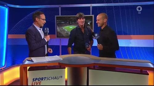 Joachim Löw - Deutschland v USA - post match interview 2