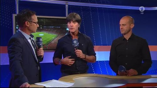 Joachim Löw - Deutschland v USA - post match interview 21