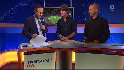 Joachim Löw - Deutschland v USA - post match interview 22