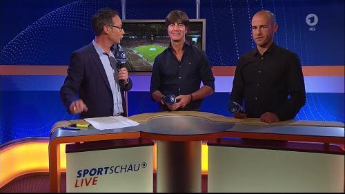 Joachim Löw - Deutschland v USA - post match interview 23