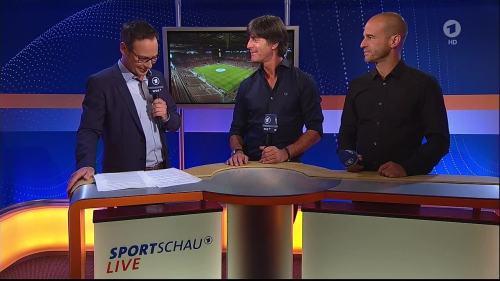 Joachim Löw - Deutschland v USA - post match interview 24