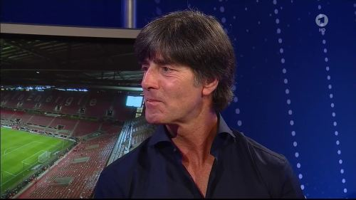 Joachim Löw - Deutschland v USA - post match interview 25