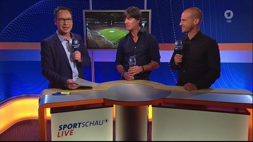 Joachim Löw - Deutschland v USA - post match interview 26