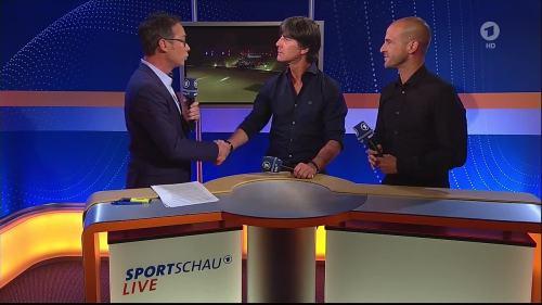 Joachim Löw - Deutschland v USA - post match interview 27