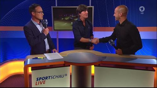 Joachim Löw - Deutschland v USA - post match interview 28