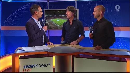 Joachim Löw - Deutschland v USA - post match interview 3
