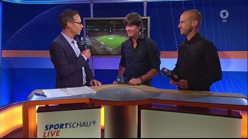 Joachim Löw - Deutschland v USA - post match interview 5