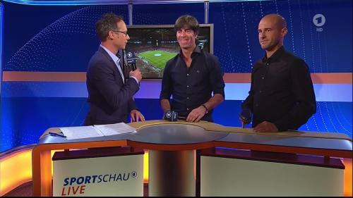 Joachim Löw - Deutschland v USA - post match interview 6