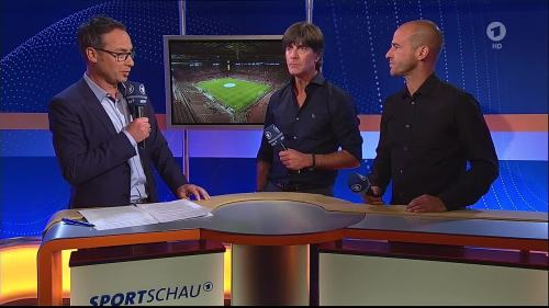 Joachim Löw - Deutschland v USA - post match interview 8