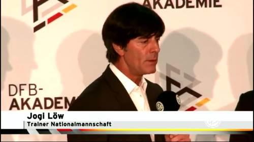Joachim Löw  - DFB Akademie 1