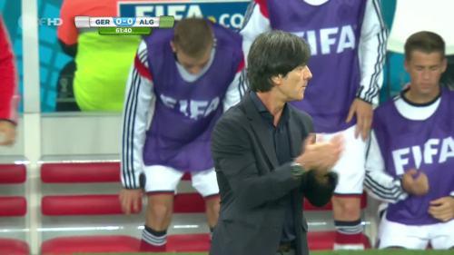 Joachim Löw – Germany v Algeria 13