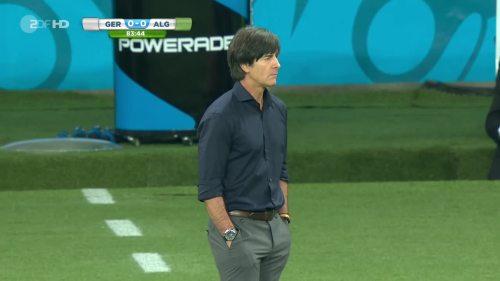 Joachim Löw – Germany v Algeria 30