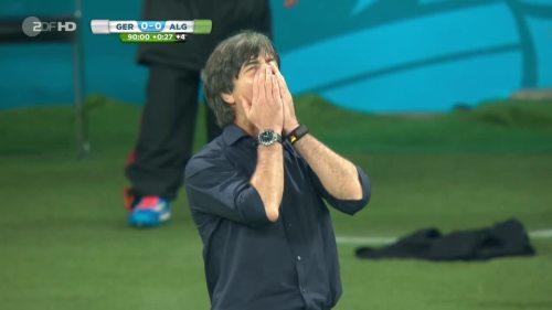 Joachim Löw – Germany v Algeria 37