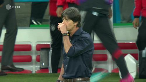Joachim Löw – Germany v Algeria 38