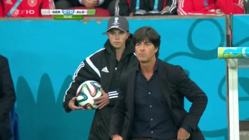 Joachim Löw – Germany v Algeria 4