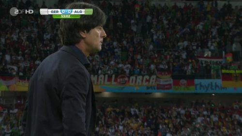 Joachim Löw – Germany v Algeria 8