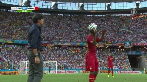 Joachim Löw – Germany v Ghana 11