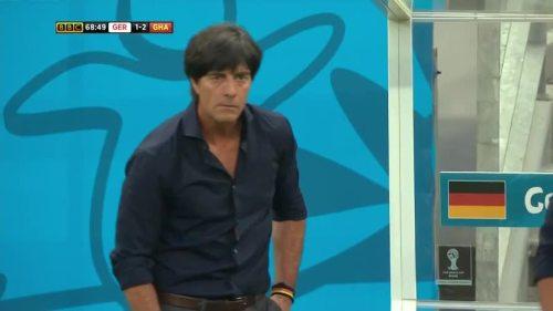 Joachim Löw – Germany v Ghana 13