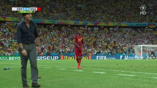 Joachim Löw – Germany v Ghana 20