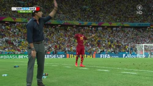 Joachim Löw – Germany v Ghana 21
