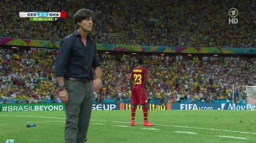 Joachim Löw – Germany v Ghana 22