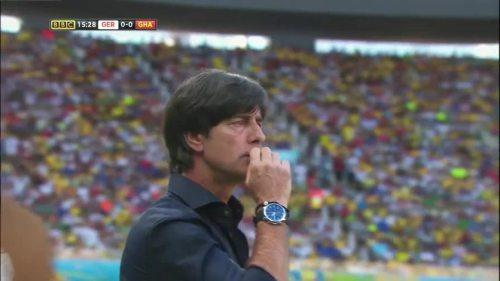 Joachim Löw – Germany v Ghana 4
