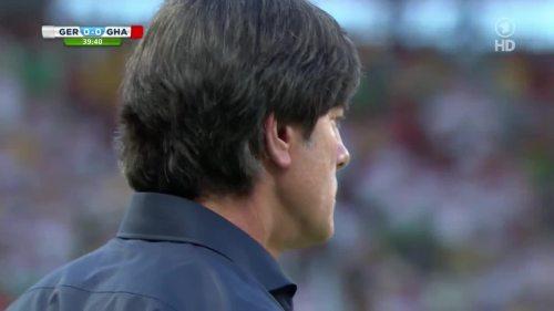 Joachim Löw – Germany v Ghana 5