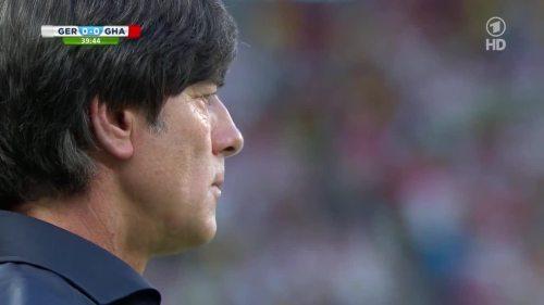 Joachim Löw – Germany v Ghana 6