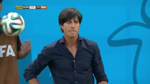 Joachim Löw – Germany v Ghana 7