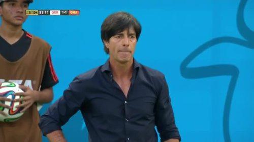 Joachim Löw – Germany v Ghana 8