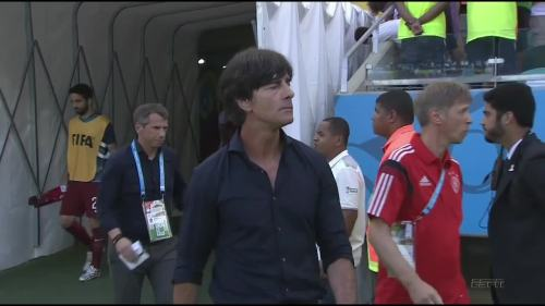 Joachim Löw – Germany v Portugal 11