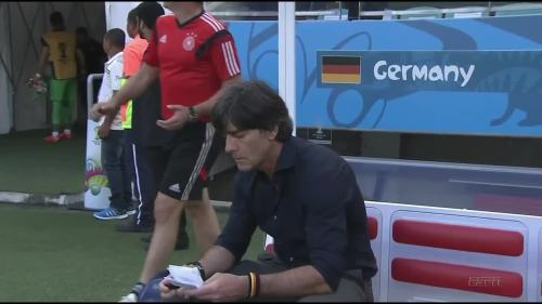 Joachim Löw – Germany v Portugal 14