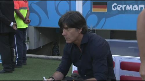 Joachim Löw – Germany v Portugal 15